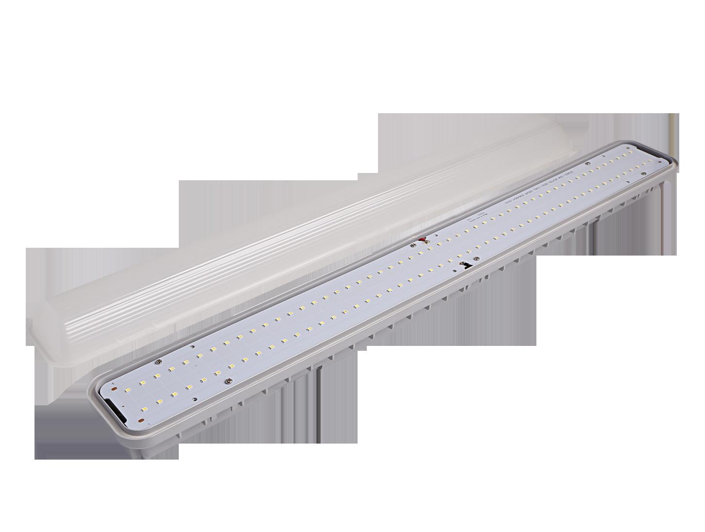 SMD2835 Tri-proof LED Tube Lights 20W 40W 46W LED Lamps Bulbs White