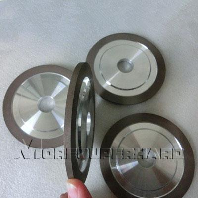 Superabrasive wheels for CNC tool grinder