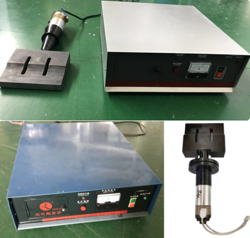 10-year ultrasonic system(generator&convert) for face mask machine for sale