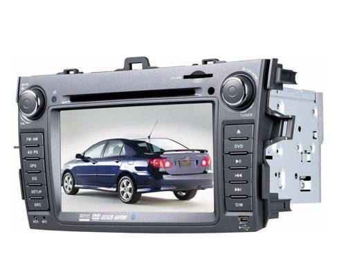 OEM DVD Player Toyato Corolla - GPS Touch Screen Bluetooth