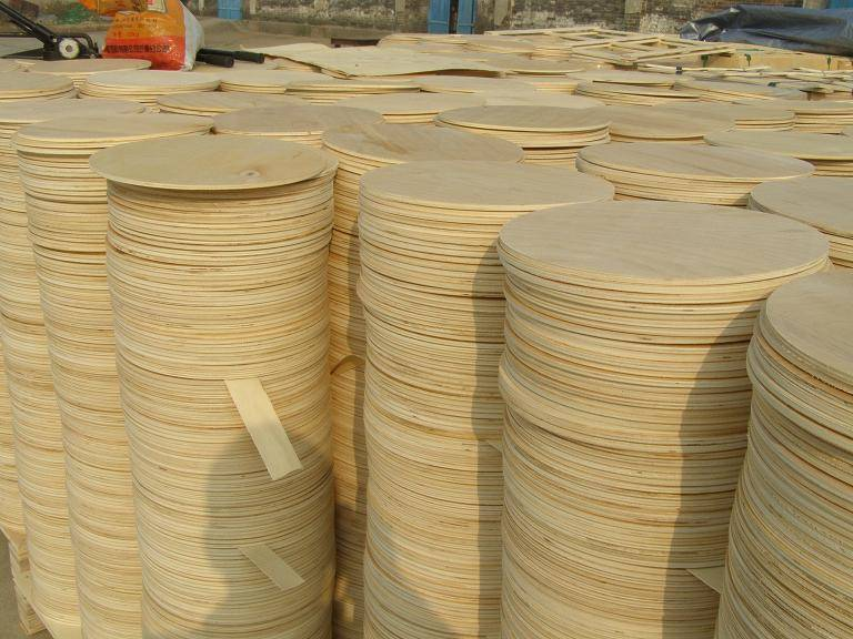 plywood cable reel flange