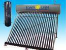 Integrate Pressurized Solar Water Heater with Porcelain Enamel