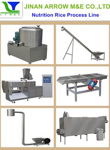Nutrition rice/Artificial rice process line