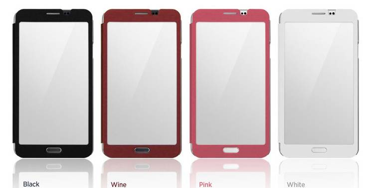 Touch Cover for Samsung Galaxy note3 case