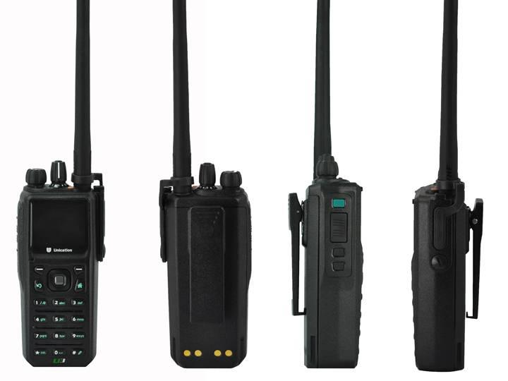 U3 Portable Smart Digital Radio® (For Public Safety)