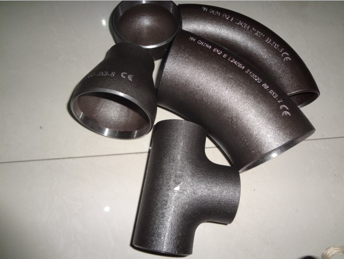 hebei lufeng offer carbon steel pipe fittings