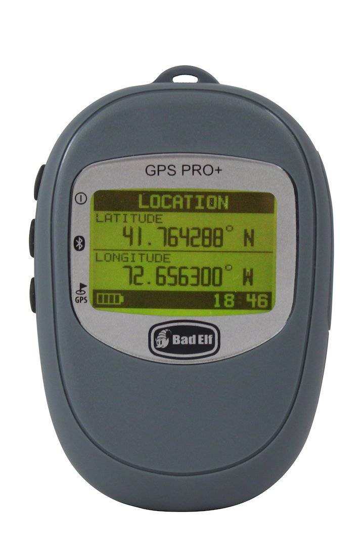 Bad Elf 2300 Bluetooth GPS+GLONASS Receiver and Data Logger with Barometric Altimeter