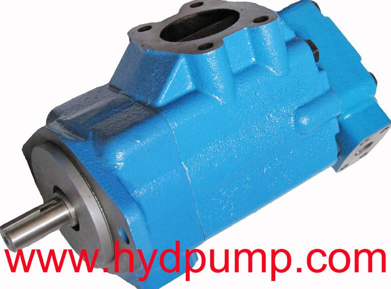 single and double Vickers V VQ VQH hydraulic vane pump