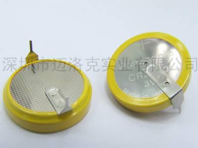 Welding feet batteries CR2450
