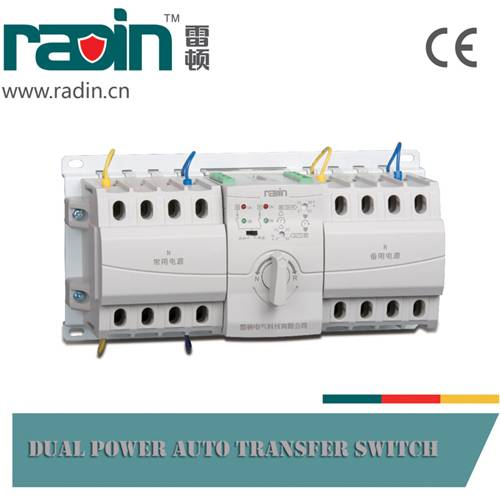 Rdq3nx Series Dual Power Automatic Transfer Switch (ATS)