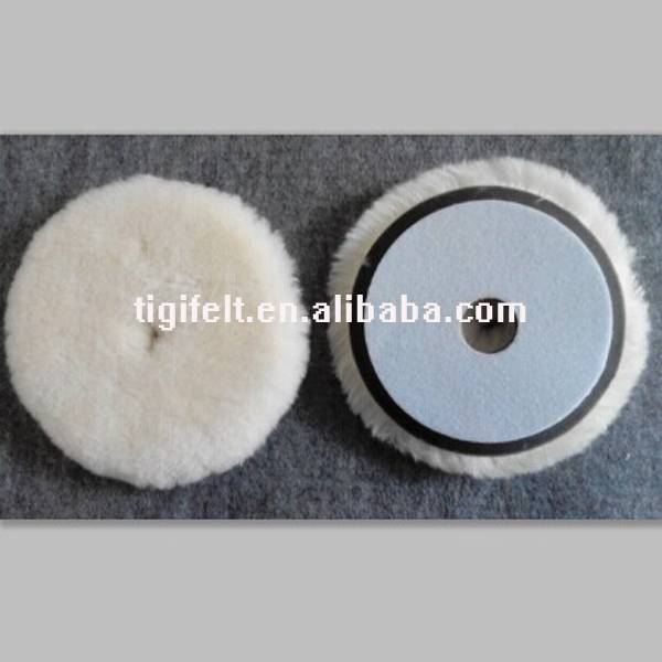 felt polishing wheel woolen buff used for polishing