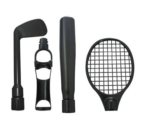 for PS3 move 4-in-1 sports equipment