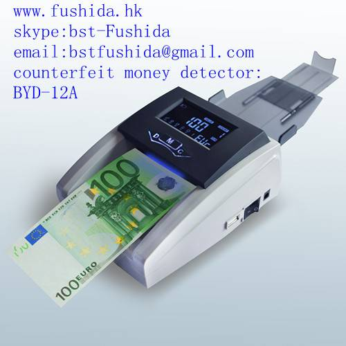 Currency detector Money detector UV detectors,banknote detectors