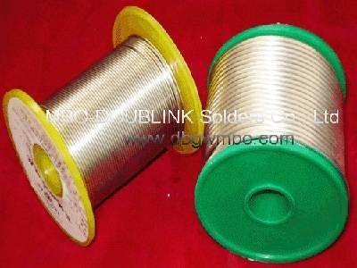 we offer tin solder wire