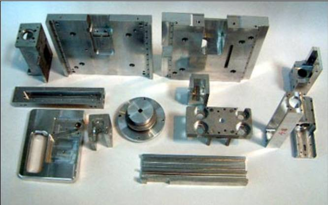Machined metal parts supplier recommendation