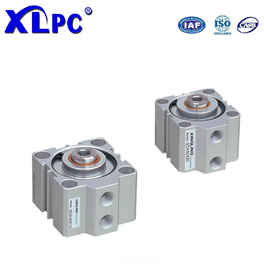 SDA Series Thin Type Cylinders SDA Compact Air Cylinders