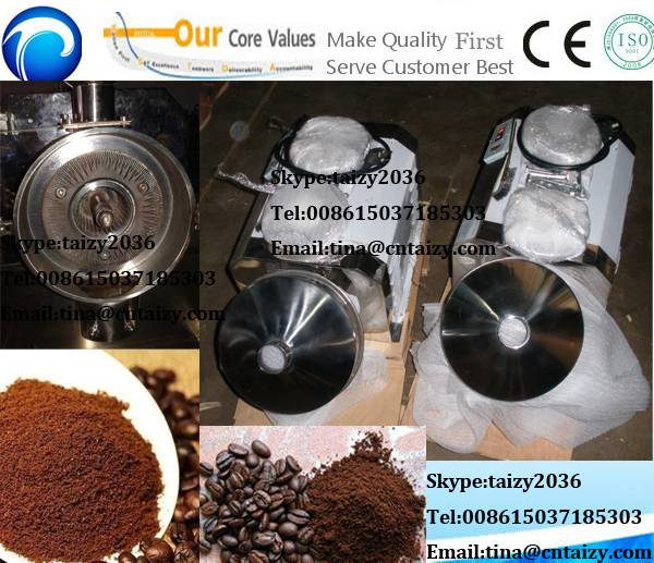 Good Quality High Efficiency Coffee Beans Milling Machine