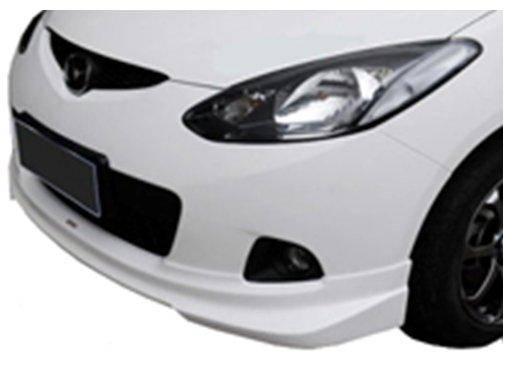 Mazda 2 Body Kit Front Spoiler PU