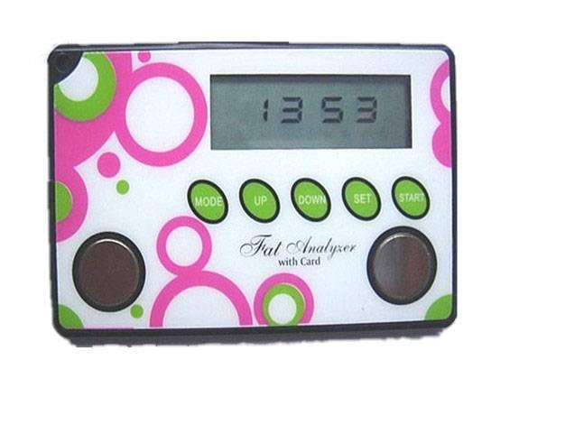 Card Body fat analyzer(ZB-3008)