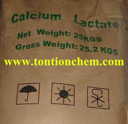 Food Grade Calcium Lactate