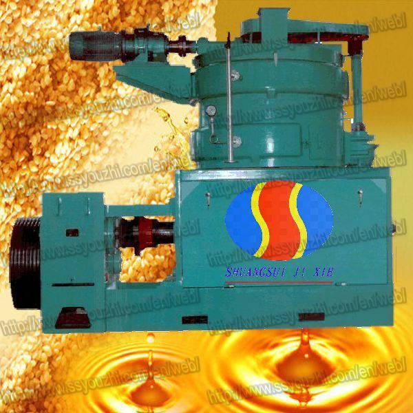 Cotton Seed Cold Oil Press Machine