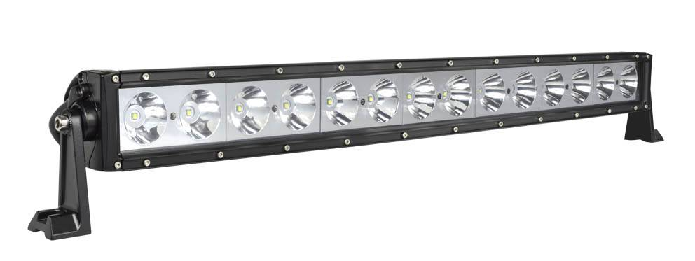 Single Row 32 INCH 140W 12600 Lumen Spot Light Bar