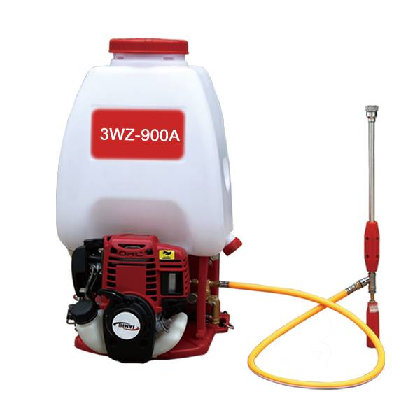 agriculture easy operation 4 stroke gasoline power sprayer