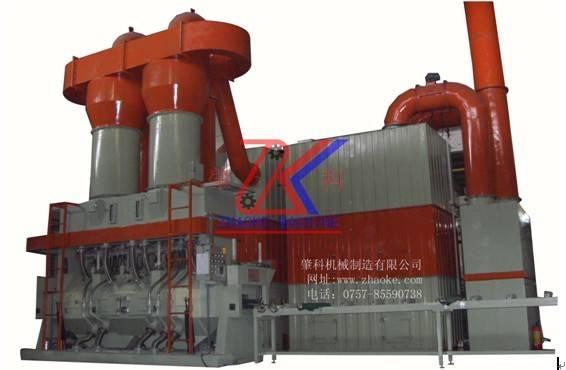 ZK-20B Aluminum Sand Blasting Machine