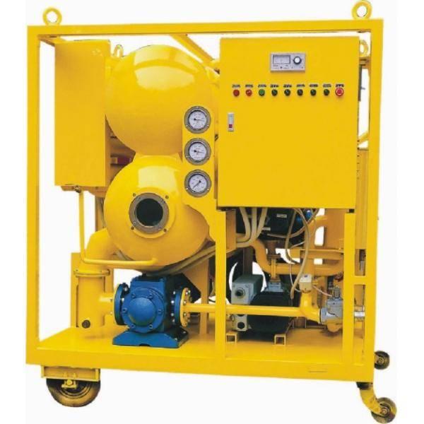 transformer oil filtration equipment