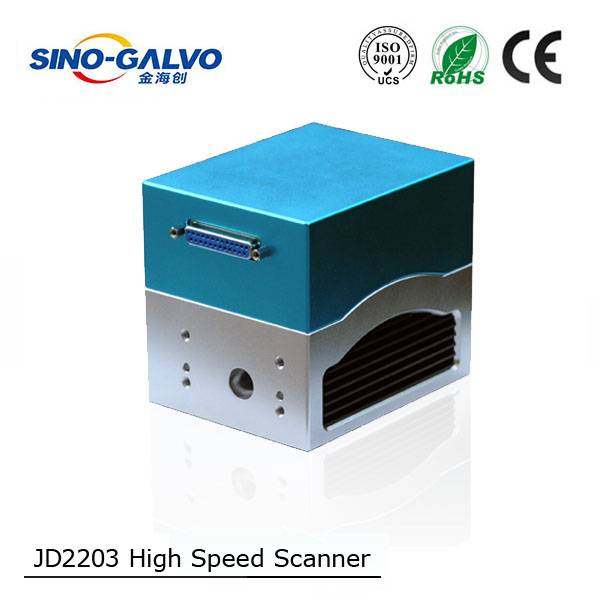 JD2203 Galvanometer Scan Head For Laser Marking Machine