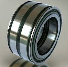 SL04 Series Double-Row Full Complement Cylindrical Roller Bearings with Snap Groove