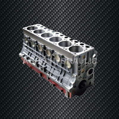 P10 cylinder block for weichai truck