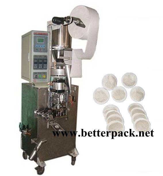 Automatic tea pod coffee pod forming filling packing machines