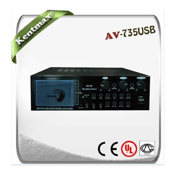 Sell AV-735USB karaoke KTV amplifier