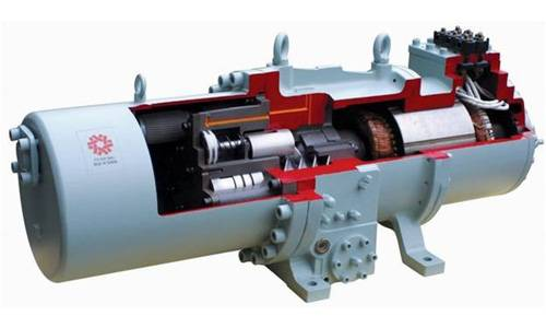 china refrigeration -fusheng compressor