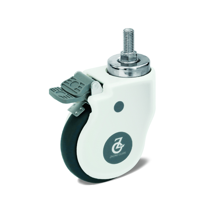 3inch medical casters for treatment cars