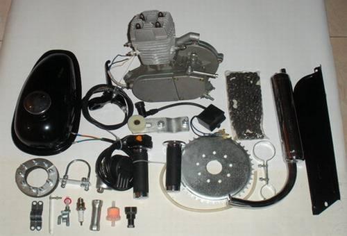 Sell: Gasoline engine kits, 80cc