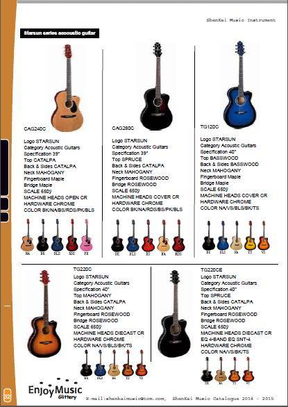 sell accoustic guitar, classic guitar, electric guitar, electric bass, mandolin, banjos, guitarleles
