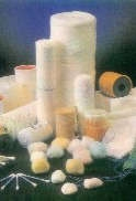 Sell Medical Gauze, Medical Bandage, Non-Wonven Products, and other hosital products.