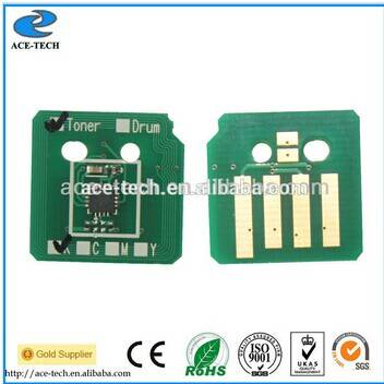 Compatible for DELL C5130cdn K/C/M/Y Color Toner Cartridge Chip