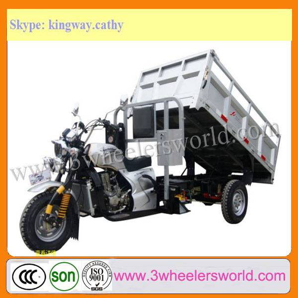 Trike Chopper Three Wheel Motorcycle Sale from China Manufacture