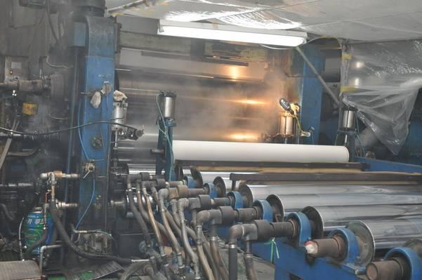 PVC Calendering Machine System