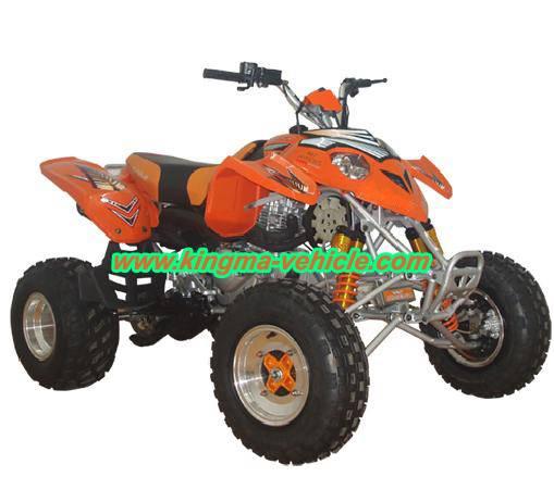 sell ATV,300CC, 4 forward gears,one reverse gear,manual clutch.