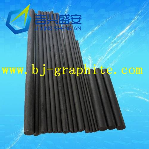 high purity graphite electrode rods/carbon rods