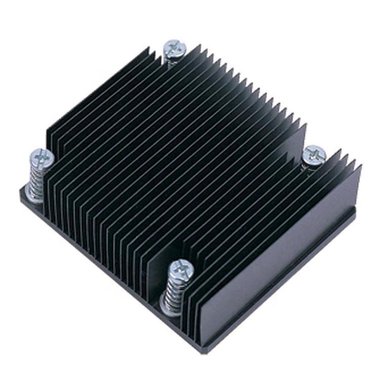 High Precision Aluminum Die Casting Handheld Computer Accessory Radiator