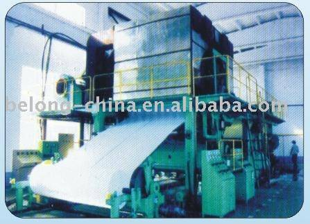 paper production line