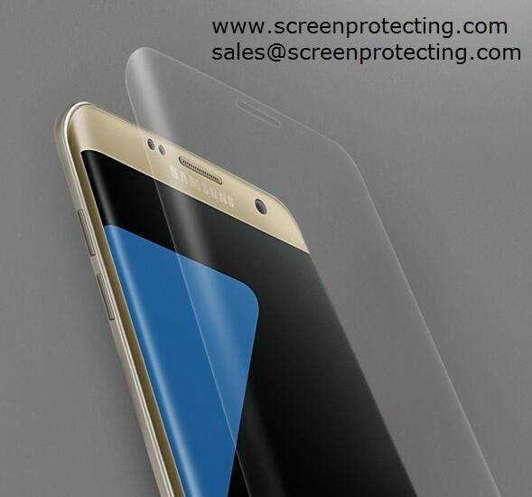 9H Tempered Glass Screen Protector for Samsung Galaxy S7 Edge