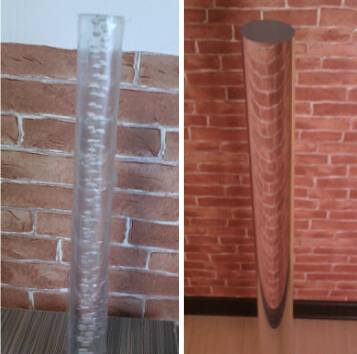 High Quality Acrylic/PMMA Rod(With or without bubble)