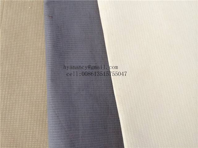RPET stitchbond nonwoven fabric for bag