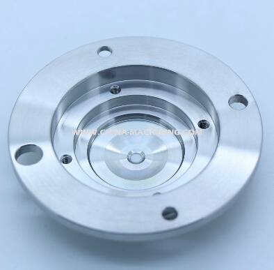 Stainless Steel Flange Made by CNC Machined